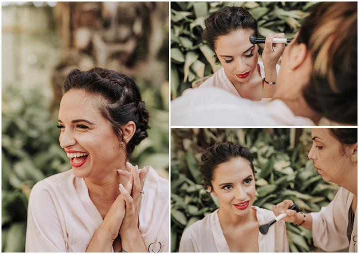 Super Glam Great GatsbyThemed Spanish Wedding by Oscar Guillen with a beautiful Ruben Hernandez gown planned by Paloma Cruz Eventos