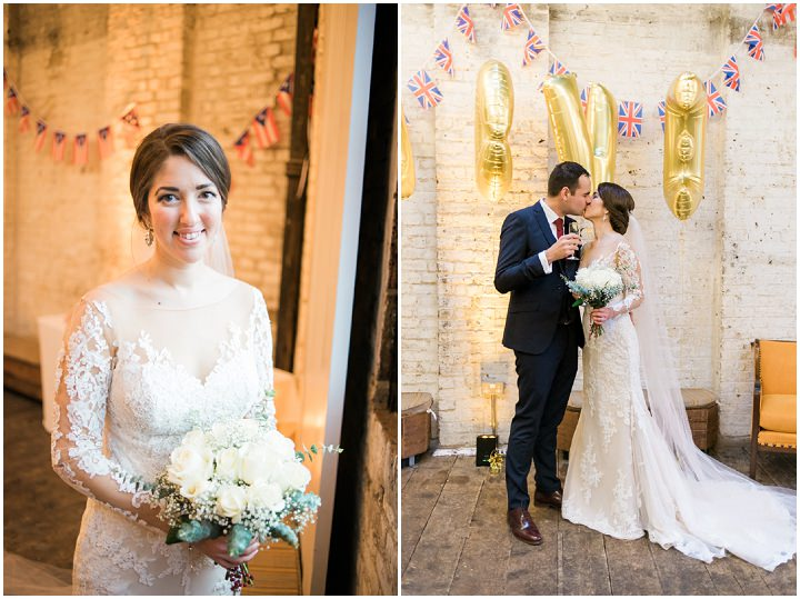 Yorkshire Meets Puerto Rican Wedding in Brixton by Captured by Katrina