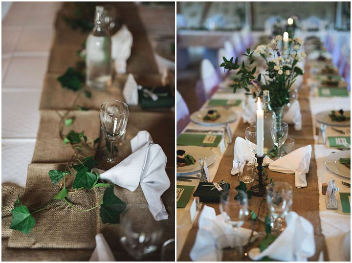 Plane Flying Handmade Wedding in Sweden by Lizette Photographie