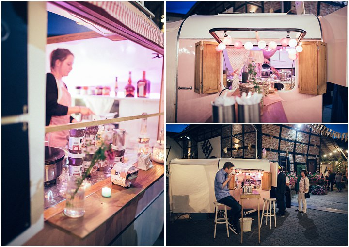 Rustic Homemade Food Truck Wedding in Germany from Kopfkinografie by Canan Maass