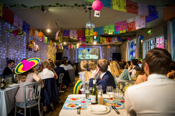Becky and Andy\'s Mexican Day of the Dead Theme London Wedding by ...