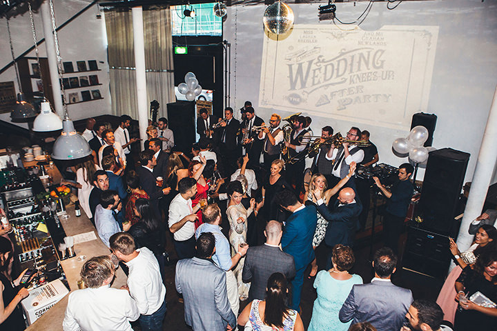 Lauren and Graham's Music Loving East End Wedding by Leanne Jade Photography