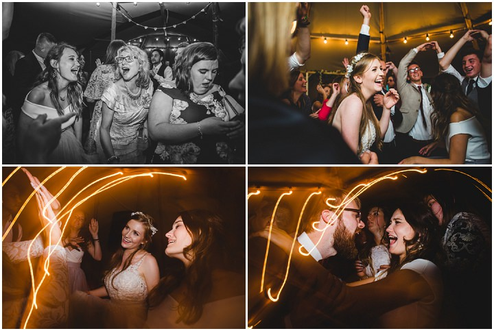 Fun Filled Rainy Tipi Wedding in The Lake District by Livvy Hukins