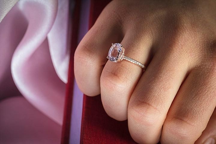 Boho Loves: New Line of Eidelprecious Sapphire Engagement Rings