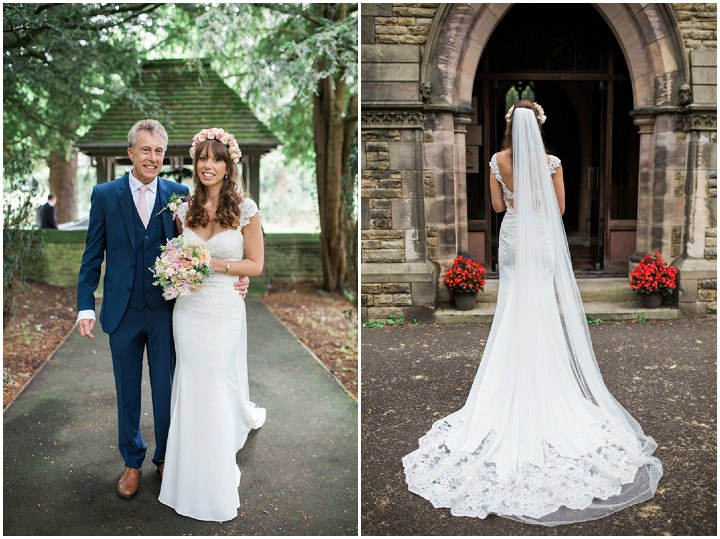 Hannah and Matthew\'s Relaxed Summer Garden Party Wedding in Cheshire ...