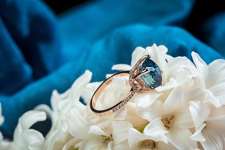 Boho Loves: New Line of Eidelprecious Sapphire Engagement Rings