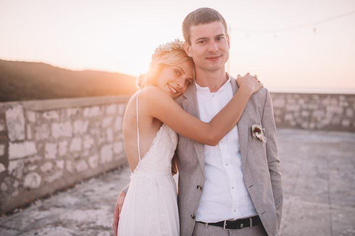 Fatime and Richard's Beautiful Bohemian Outdoor Wedding in Croatia by One Day Studio