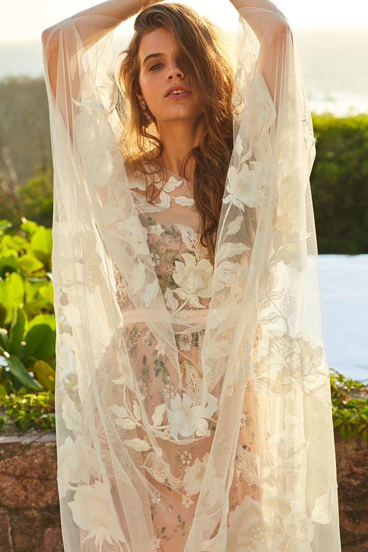 Bridal Style The New Spirited Collection From Bhldn