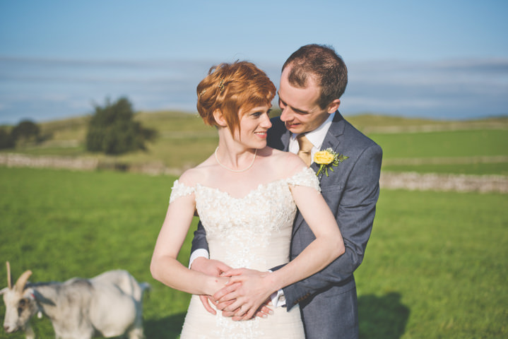 Berni and Andy's Weekend Long Outdoor DIY Derbyshire Wedding by Toast Photography