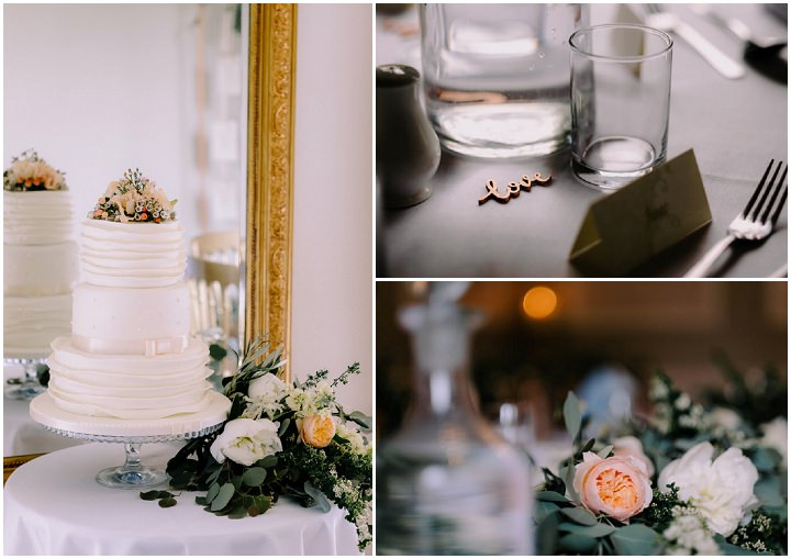 Flower Filled East Yorkshire Wedding with Accents of Copper by Cluskey Smith Photography