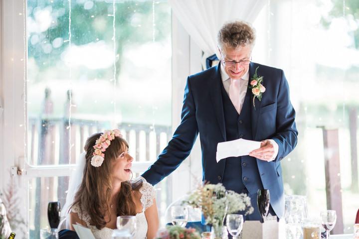 Relaxed Summer Garden Party Wedding in Cheshire by Amanda Balmain