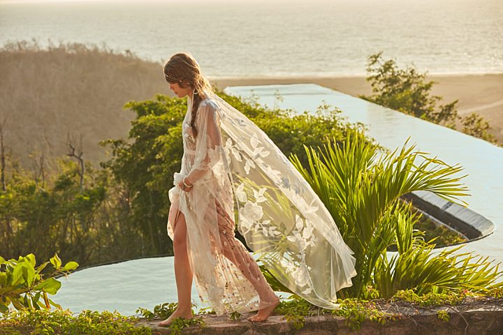 Bridal Style: Latest Collection from BHLDN for Boho Brides