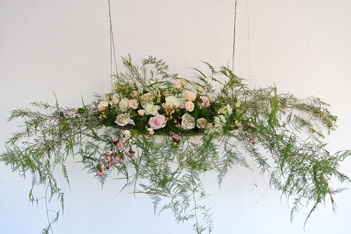 Ask the Experts: Hanging Floral Designs with Campbell's Flowers