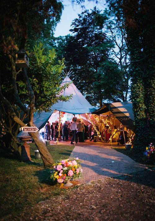 Boho Pins - Top 10 Pins of the Week: Festival Weddings