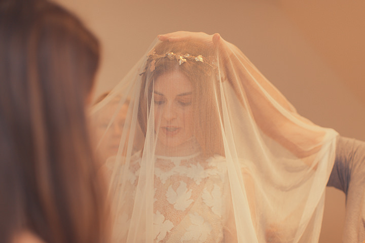 Ethereal Scottish Wedding in a Castle by James Green