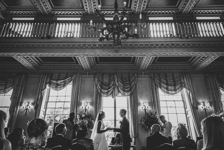 Yasmin and Stuart's Bright and Colourful Pineapple Filled Hampton Court Wedding by Mona Ali Photography