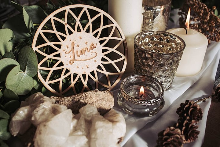 Wild Rustic Boho Inspiration with Macramé Details in Brontë Country