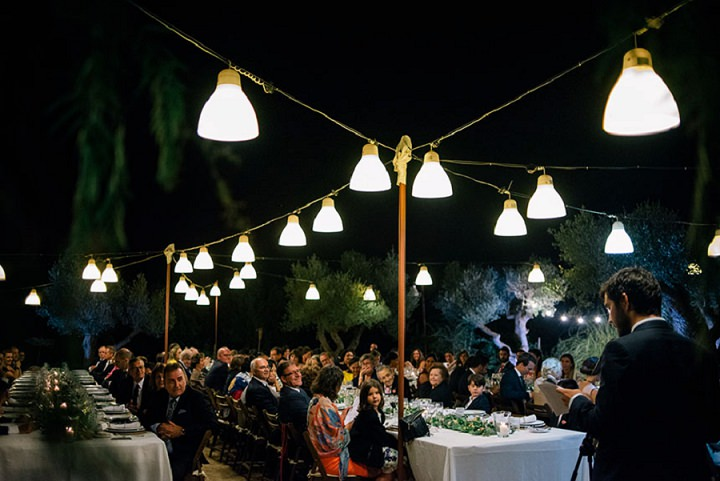 Laid Back Outdoor Spanish Wedding by Dos Mas En La Mesa