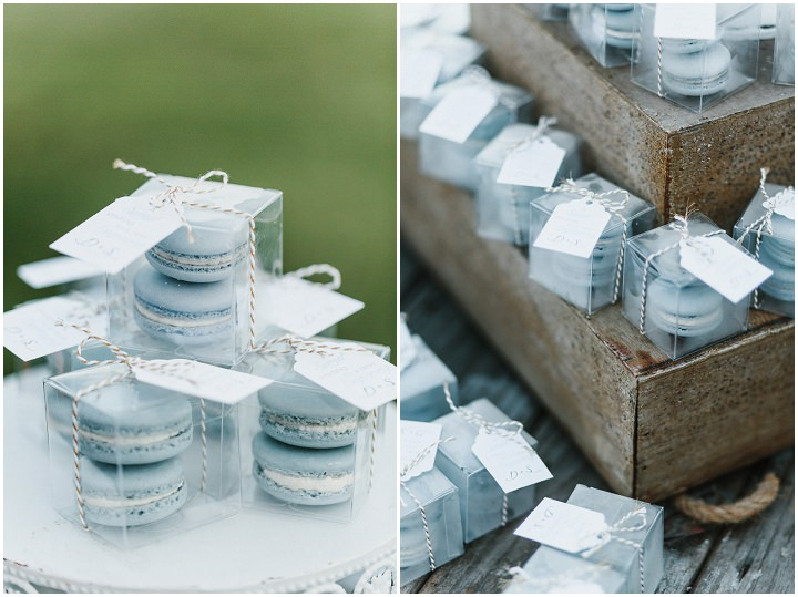 Dylan and Sophie's Outdoor Midwest Farm Wedding by Meredith Washburn Photography