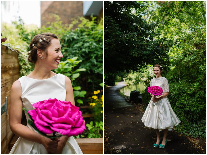 Relaxed, Joyful, Colourful and Fun Hackney Wedding by Jonny Barratt
