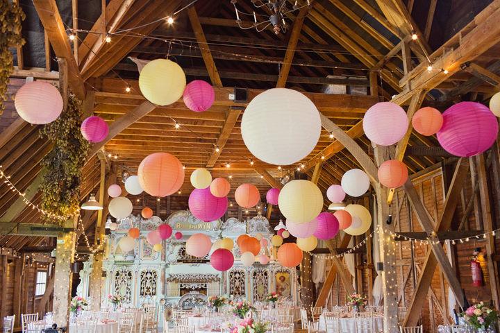 Boho Pins: Top 10 Pins of the Week - Barn Weddings