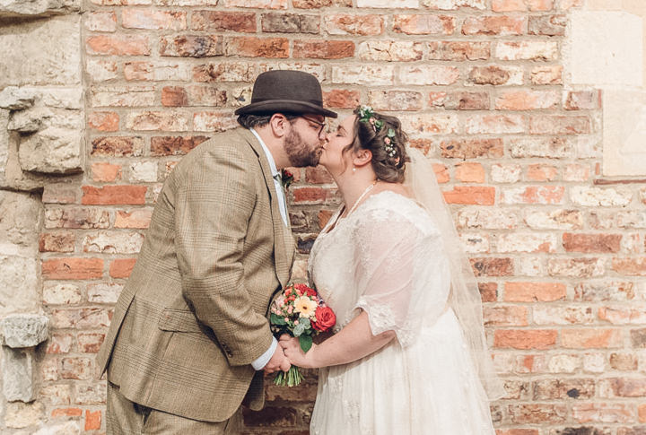 Emma and Alexander's Homespun Vintage Inspired North Yorkshire Wedding by Mr and Mrs Photography