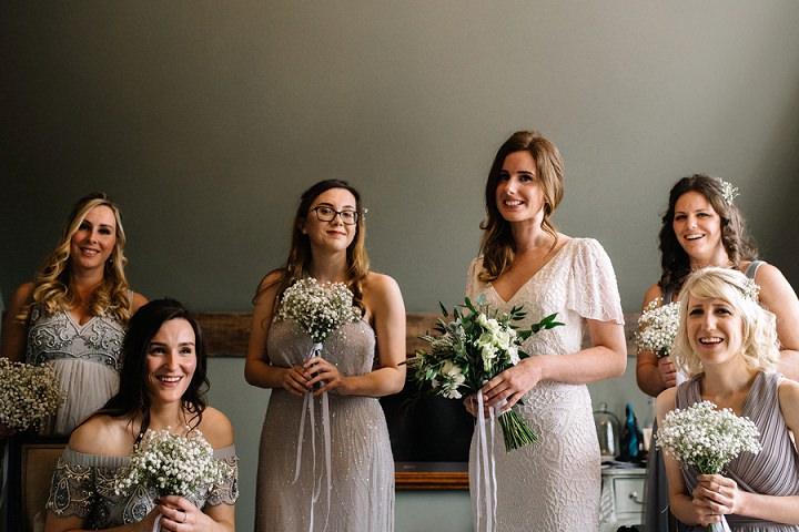 Beautifully Simple and Neutral East Sussex Wedding by Joe Kingston