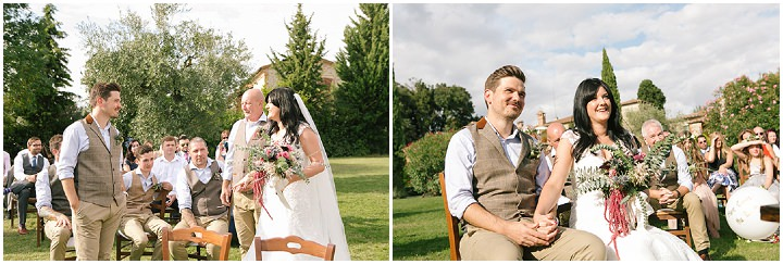 3 Day Italian Wedding with Rustic Touches and Copper Accents from Memory Wedding Tuscany