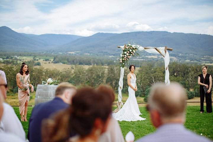 Heartfelt Bohemian Country Wedding in Australia by Veri Photography