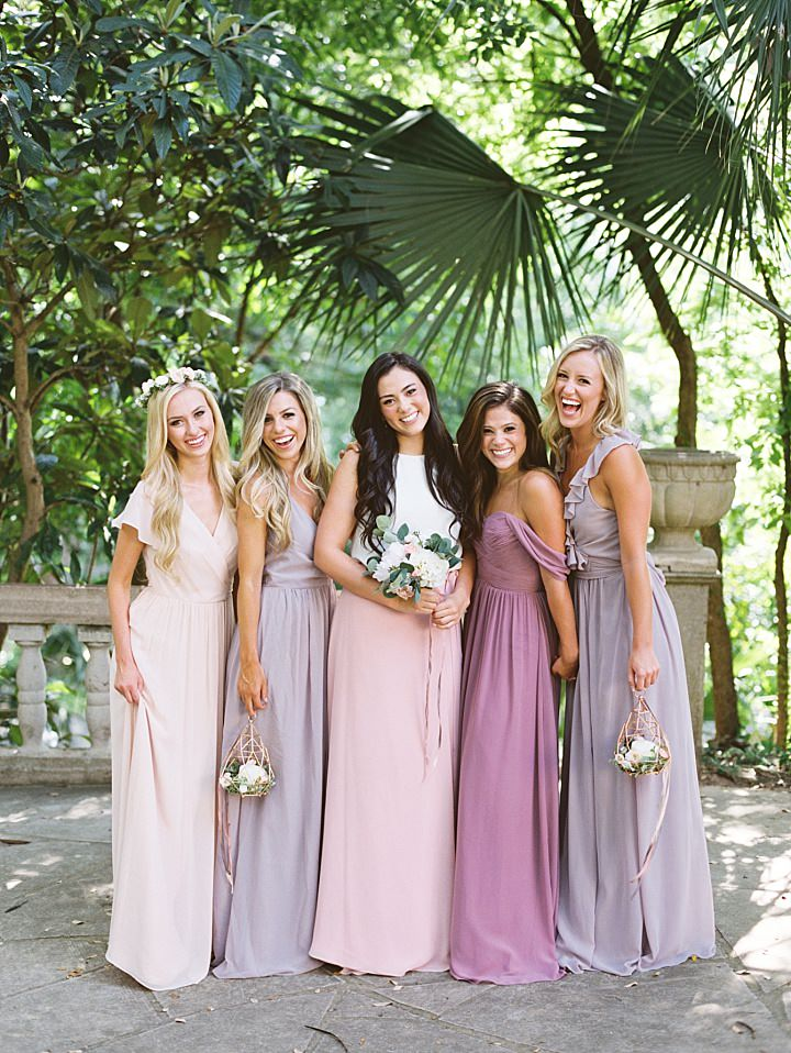 Boho Loves: Revelry – Colourful, Mix & Match, Bridesmaid Dresses and Separates