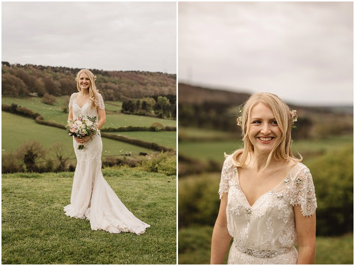 Homespun Beautiful Barn Wedding by Maytree Photography