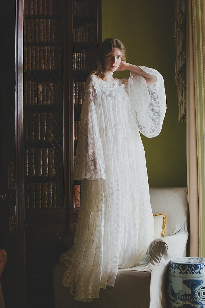 Bridal Style: The White Garden Collection from Calm Amongst the Chaos Couture