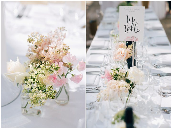 Boho Glam Wedding with Accents of Pale Pink and Nude by Will Patrick Wedding Photography