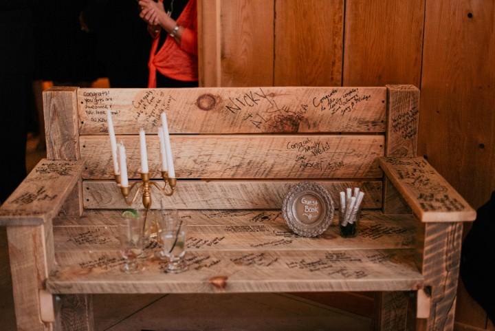 Rose Gold New York Barn Wedding by Rick Messina Photography