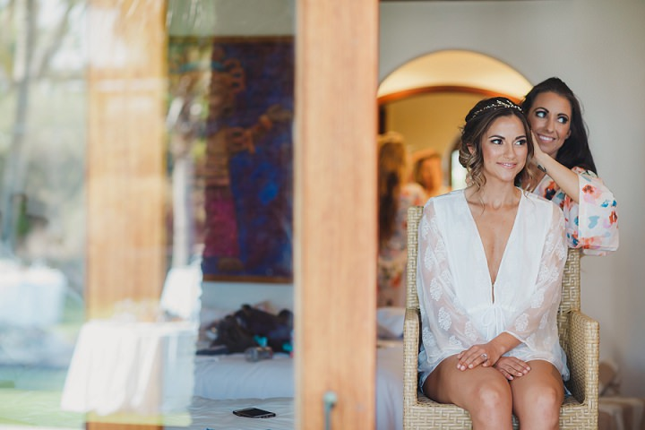 Beautiful Beach Wedding in Mexico from 'by Julieta'