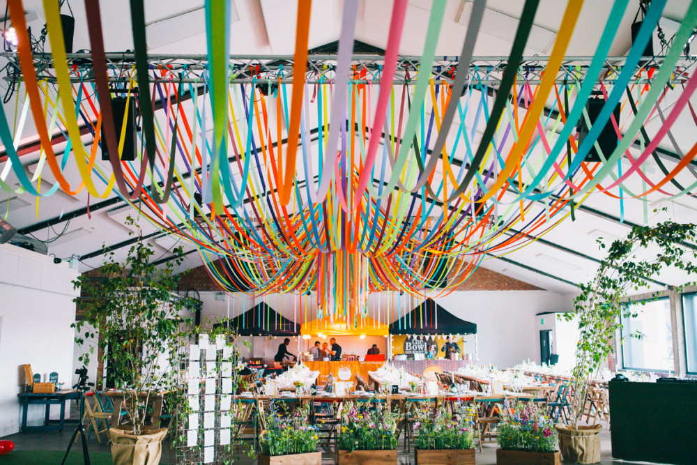 Boho Pins: Top 10 Pins of the Week - Rainbow Weddings