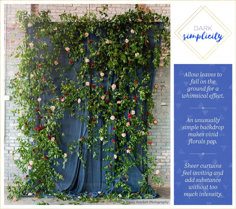 Floral Inspiration: Flower Walls