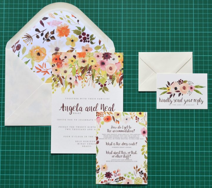 Ask The Experts: Wedding Stationery - Personalised or Bespoke? with Hawthorne and Ivory Stationery