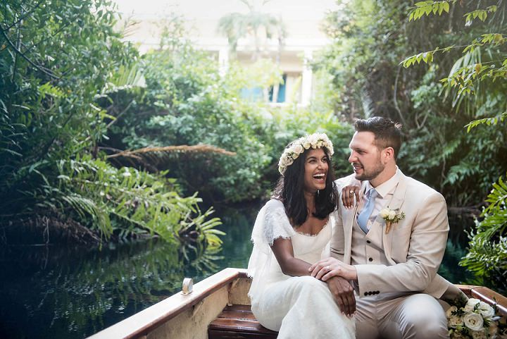 Rhea and Brad's India meets Australia meets Canada Beach Wedding in Mexico by Bohemia Del Mar