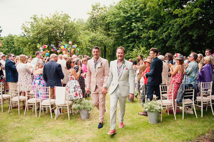 Fun and Fabulous Festival Wedding by Ikonworks Photography