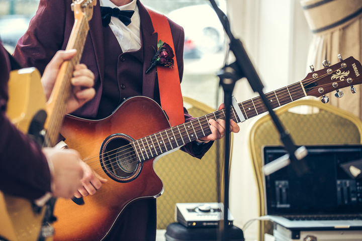 Katie and Drew's Vintage Inspired Music Hall Wedding by Mr & Mrs Wedding Photography