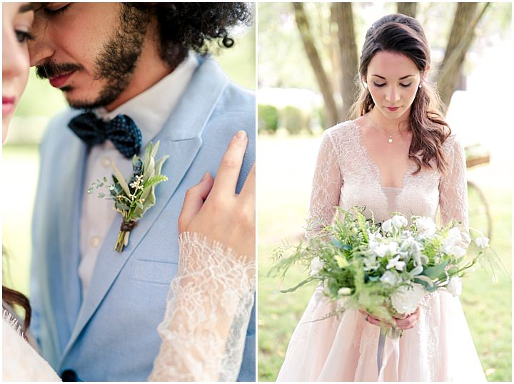 Romantic French Natural Inspiration from Lisa Hoshi Photographie