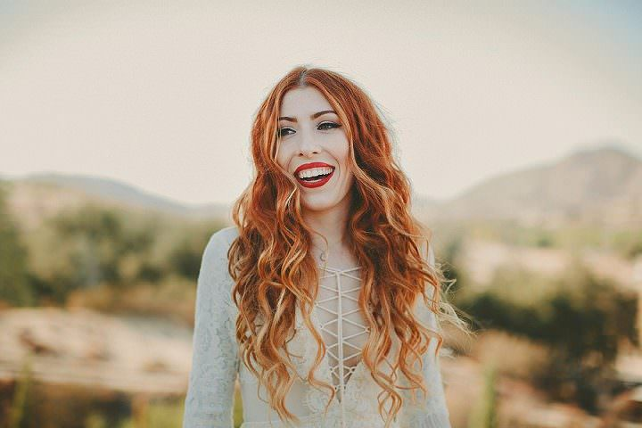 Alex and Sean's 'Harley's and Hippies' Woodstock Inspired California Wedding Extravaganza by Ryan Horban