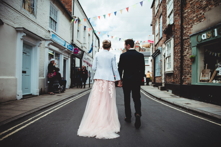 Handmade Yorkshire Wedding with Walking Boots and Capoeira by All You Need Is Love Photography