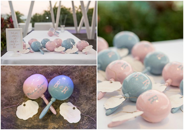 Rhea and Brad's India meets Australia meets Canada Beach Wedding in Mexico byBohemia Del Mar