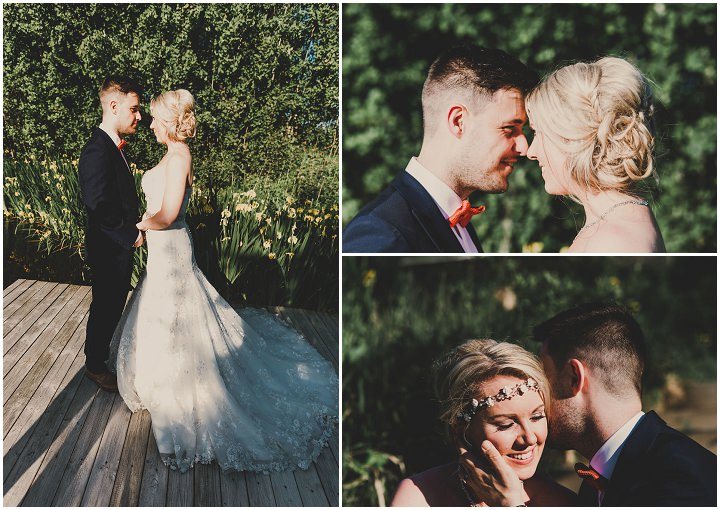 Festival Themed Wedding with Stilt Walkers and Fire Eaters by Jade McGuire
