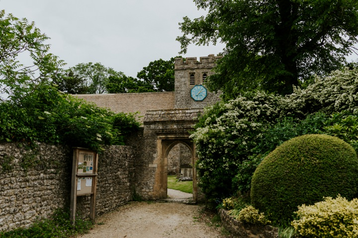 Tessa and Stephen's Woodland Themed Village Hall Wedding in Oxford, by Benjamin Stuart Photography