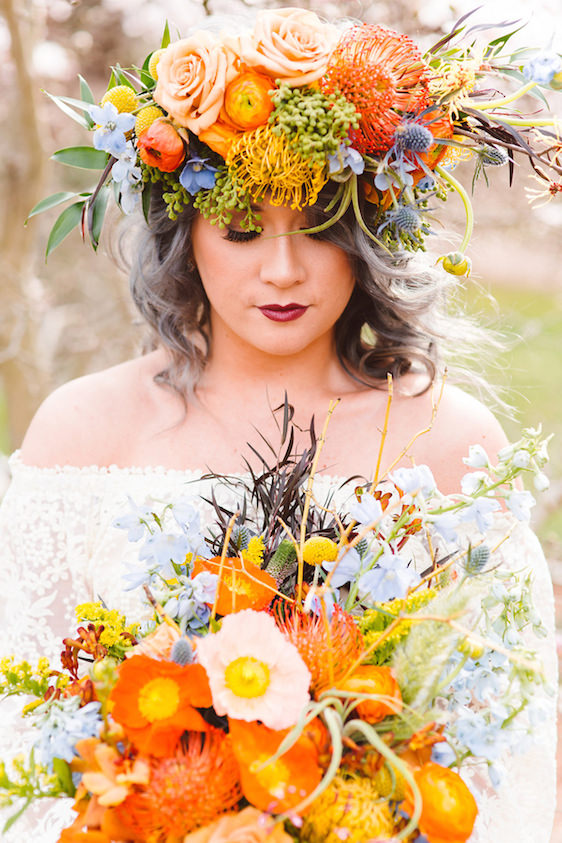 Boho Pins: Top 10 Pins of the Week - Flower Crowns
