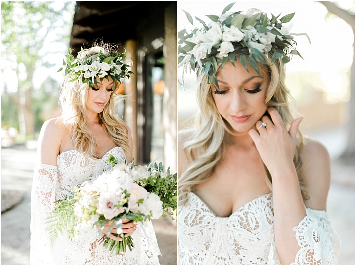 Romantic Boho Organic Lace Inspiration from Colorado