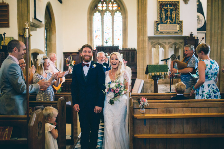 Flower Filled Handmade Taunton Wedding Planned in 3 Months by Naomi Jane Photography